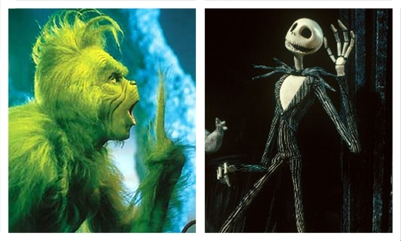 grinch v nightmare before christmas