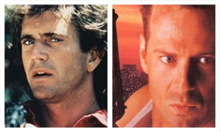 Lethal Weapon v Die Hard