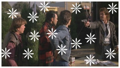 lethalweapon as tom petty once sang its christmas all over again to start off the holiday season on rvr justin michaels checks out this scene with - Lethal Weapon Christmas